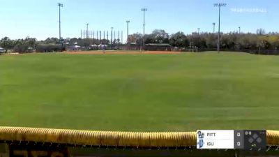 Indiana State vs. Pittsburgh - 2021 Snowbird Baseball