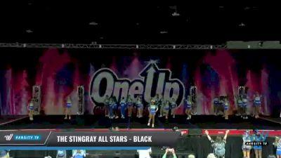 The Stingray All Stars - Black [2021 L3 Youth - Medium Day 1] 2021 One Up National Championship
