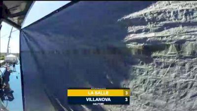 Replay: LaSalle vs Villanova - 2021 La Salle vs Villanova | Sep 19 @ 12 PM