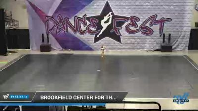 Brookfield Center for the Arts - Kyla [2021 Mini - Solo - Jazz Day 2] 2021 Badger Championship & DanceFest Milwaukee