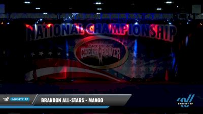 Brandon All-Stars - Mango [2021 L1.1 Junior - PREP Day 1] 2021 ACP: Tournament of Champions