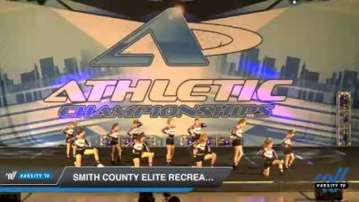 Smith County Elite Recreation - L2 Performance Recreation - 12 & Younger (NON) [2021 L2 Performance Recreation - 12 and Younger (NON) Day 1] 2021 Athletic Championships: Chattanooga DI & DII