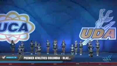 Premier Athletics Columbia - Blackout [2020 L5 Senior Day 2] 2020 UCA Smoky Mountain Championship