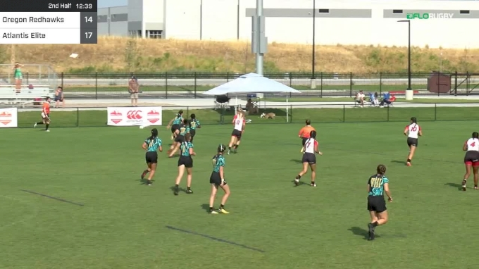 Tries And Plays From NAI 7s Girls Brackets