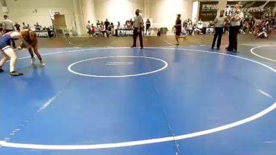 141 lbs 5th Place - Forrest Wagoner, Dillon Beavers vs Joseph Enockson, Wu Crew