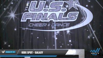 Kids Spot - Galaxy [2021 L1.1 Tiny - PREP - D2 Day 1] 2021 The U.S. Finals: Louisville