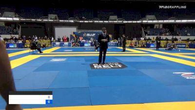 FABIO MURAT CALOI vs LUCAS DE ARAUJO GOMES 2019 World IBJJF Jiu-Jitsu No-Gi Championship