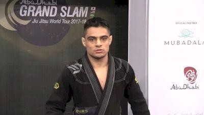 Rafael Mansur vs Joao Goncalves Abu Dhabi Grand Slam Rio de Janeiro