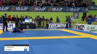 HUGO DOERZAPFF vs MICHAEL LANGHI 2018 European Jiu-Jitsu IBJJF Championship