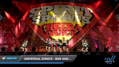 Universal Sonics - Mini Angels [2020 L1 Mini D2 Day 2] 2020 Spirit Sports: Duel In The Desert