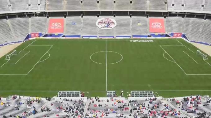 Full Replay | Dallas Cup Triple Header