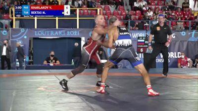 Replay: Mat B - 2021 Veterans World Championships | Oct 22 @ 10 AM