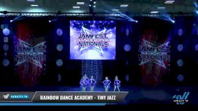 Rainbow Dance Academy - TINY JAZZ [2021 Tiny - Jazz - Small Day 1] 2021 JAMfest: Dance Super Nationals