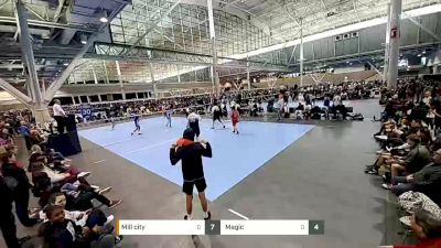 Mill city vs Magic - 2020 Mizuno Boston Volleyball Festival