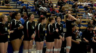 Central vs Mater Dei - 2018 Girls California State Volleyball Championships