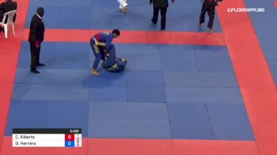 Carlos Alberto Da Silva vs David Herrera 2018 Abu Dhabi Grand Slam Rio De Janeiro