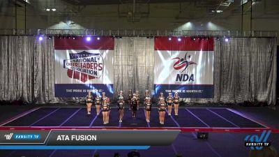 ATA Fusion [2021 L5 Senior] 2021 NCA Atlanta Classic DI & DII