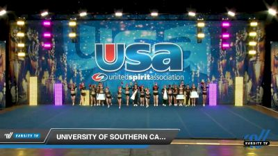 University of Southern California [2020 Small Co-Ed Show Cheer 4-Year College -- Division I Day 2] 2020 USA Collegiate Championships