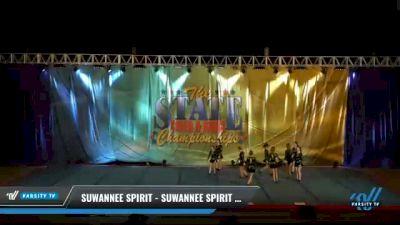 Suwannee Spirit - Suwannee Spirit Crush [2021 L4.2 Senior - D2 Day 2] 2021 The STATE DI & DII Championships