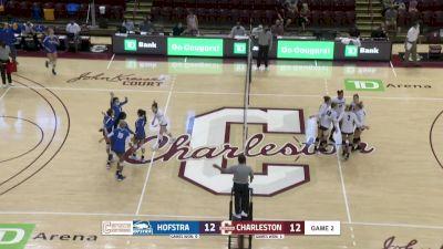 Replay: Hofstra vs Charleston | Oct 16 @ 1 PM