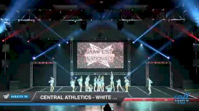 Central Athletics - White Out [2021 L6 International Open - NT Day 2] 2021 JAMfest Cheer Super Nationals