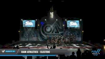 Rain Athletics - Electric [2021 L4.2 Senior Day 1] 2021 COA: Midwest National Championship