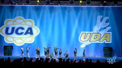 Knoxville Twisters - Tornadoes [2018 Youth - Small 1 Day 1] 2018 UCA Smoky Mountain Championship