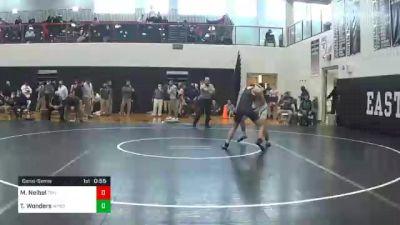 172 lbs Consolation - Makoa Neibel, Trinity vs Tyler Wonders, West Perry