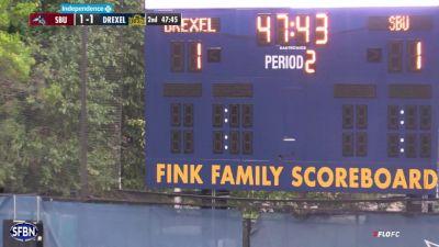 Replay: Stony Brook vs Drexel   Sep 3 @ 6 PM