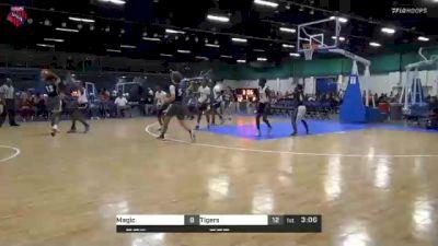 Tigers vs. Magic - 2021 AAU Boys World Championships (13U/7th Grade)