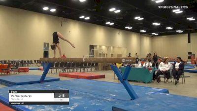 Rachel Rybicki - , Olympia - MI - 2020 Alamo Classic
