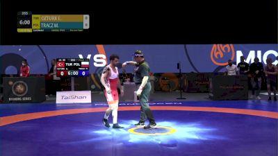 60kg Gold - Michal Tracz, POL vs Ekrem Ozturk, TUR