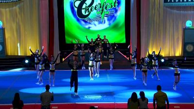Pirates Athletics - Black Flag (Canada) [2018 International Open Small Coed Level 6 Finals] The Cheerleading Worlds