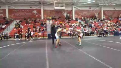 61 kg Prelims - Alex Thomsen, Nebraska Wrestling Training Center vs Dylan Shawver, Scarlet Knights Wrestling Club