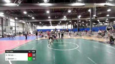 112 lbs Rr Rnd 2 - Ethan Harvey, Illinois American Gladiators vs Jackson Stewart, LWA Elite