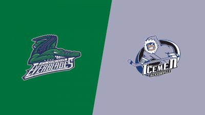 Full Replay: Everblades vs Icemen - Remote Commentary - Everblades vs Icemen - May 25
