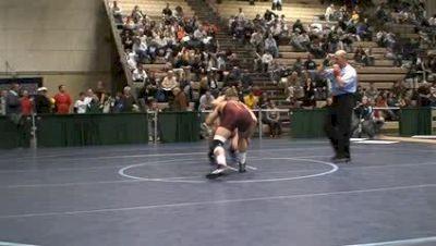 157lbs Kaylen Baxter ODU- vs. Matt Moley Bloomsburg-