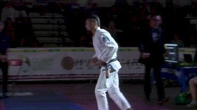 Isaque Bahiense vs Mike Sanchez 2018 Marianas Open