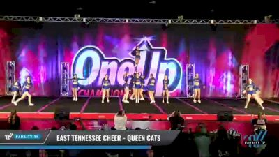 East Tennessee Cheer - Queen Cats [2021 L2 Senior - D2 Day 2] 2021 One Up National Championship