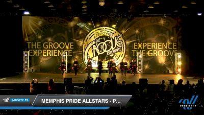 Memphis Pride Allstars - Pride [2019 Senior - Variety Day 2] 2019 WSF All Star Cheer and Dance Championship