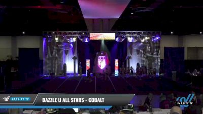 Dazzle U All Stars - Cobalt [2021 L1 Youth - D2 - Small Day 1] 2021 Queen of the Nile: Richmond