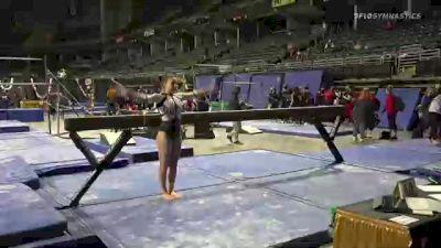 Sofia Obregon - Beam, JamJev Gymnastics