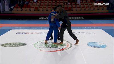 Dj Jackson vs Devhonte Johnson Abu Dhabi World Professional Jiu-Jitsu Championship