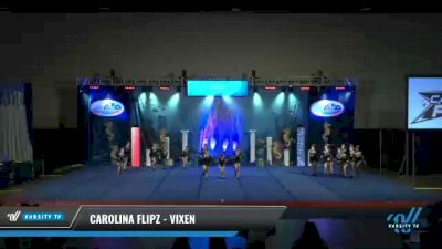 Carolina Flipz - Vixen [2021 L3 Junior - D2 - Small Day 2] 2021 Return to Atlantis: Myrtle Beach