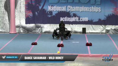 Dance Savannah - Wild Honey [2021 Youth - Variety] 2021 Reach the Beach Daytona National