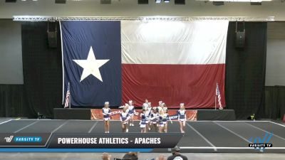 PowerHouse Athletics - Apaches [2021 L2 Youth - Small Day 2] 2021 ACP Power Dance Nationals & TX State Championship