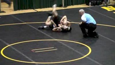 157lbs Matt Ballweg Iowa- vs. Matt Moley Bloomsburg-