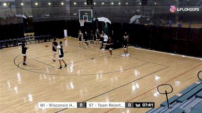 Full Replay - 2019 AAU 14U Boys Championships - Court 7 - Jul 18, 2019 at 8:43 AM EDT