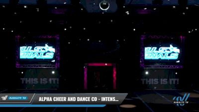 Alpha Cheer and Dance Co - Intensity [2021 L2.1 Youth - PREP 2] 2021 The U.S. Finals: Grapevine