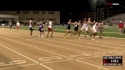 KICK OF THE WEEK: USC's Michael Norman Splits 43.06 4x4 Anchor 2nd Fastest In World History!